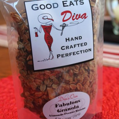 Diva's Own Fabulous Granola