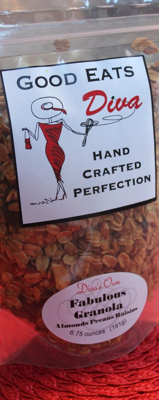 Diva's Own Fabulous Granola